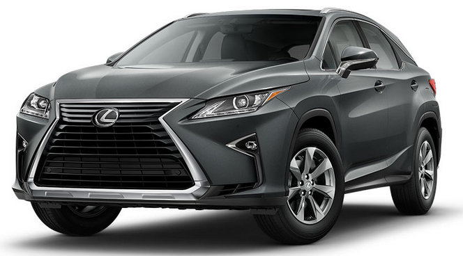 An Experian study says the Lexus RX 350 is the most-purchased luxury vehicle.